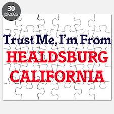 Trust Me, I'm from Healdsburg California Puzzle