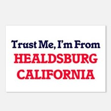 Trust Me, I'm from Healds Postcards (Package of 8)