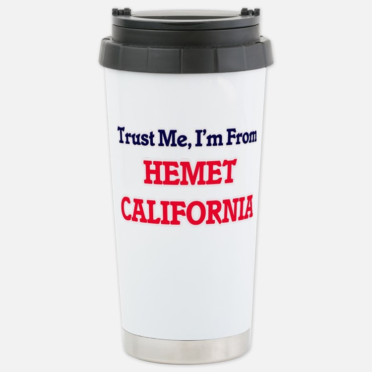 Trust Me, I'm from Heme Travel Mug