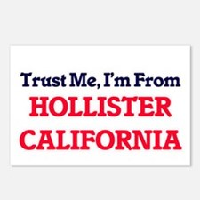 Trust Me, I'm from Hollis Postcards (Package of 8)