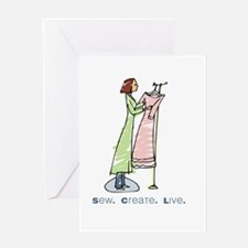 fashion Greeting Cards