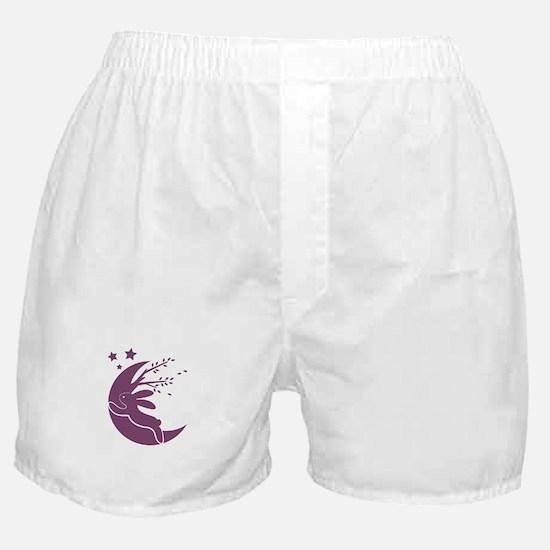 Bunny Moon Boxer Shorts