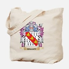 Baggot Coat of Arms (Family Crest) Tote Bag