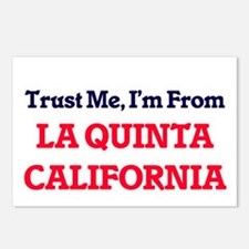 Trust Me, I'm from La Qui Postcards (Package of 8)