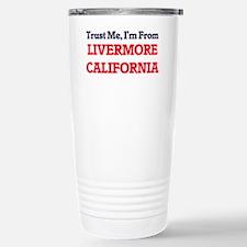 Trust Me, I'm from Live Travel Mug