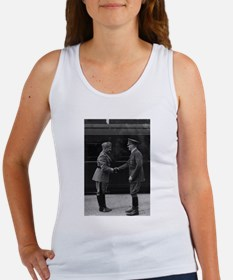 Hitler and Mussolini Tank Top