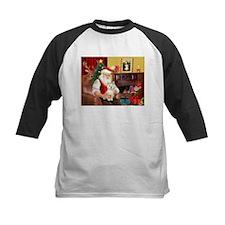 Santa's Westie Tee