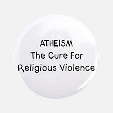 """Atheism 3.5"""" Button"""