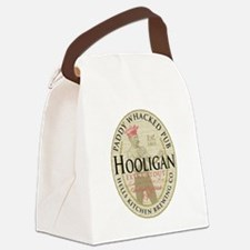 Funny Brewing beer Canvas Lunch Bag