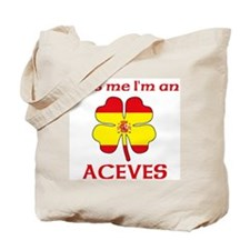 Aceves Family Tote Bag