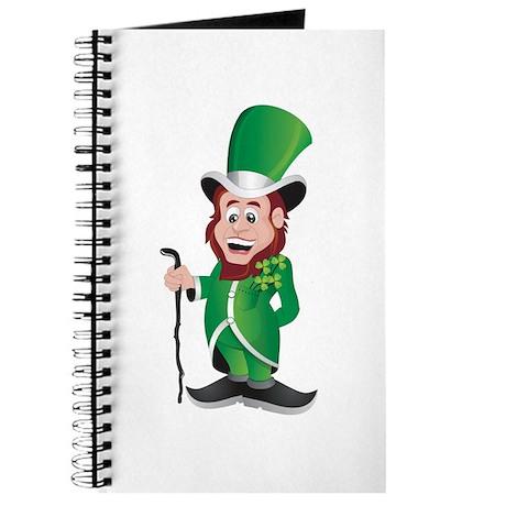 Paddy the Leprechaun Journal