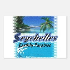 Seychelles Postcards (Package of 8)