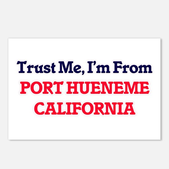 Trust Me, I'm from Port H Postcards (Package of 8)