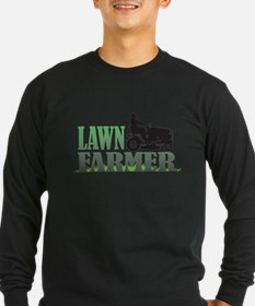 Lawn Farmer Long Sleeve T-Shirt