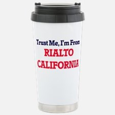 Trust Me, I'm from Rial Travel Mug