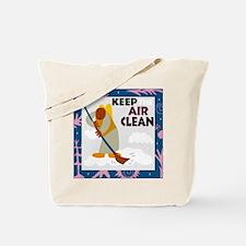 Clean Air Tote Bag