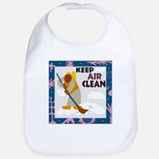Clean Air Bib