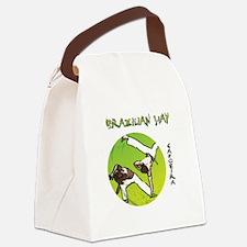 Cute Cultura Canvas Lunch Bag