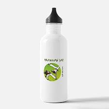 Unique Capoeira Water Bottle