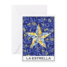 La Estrella Greeting Card