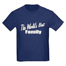 """The World's Best Family"" T"