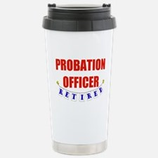 Cool Parole officer Travel Mug
