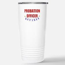 Funny Probation and parole officer Travel Mug