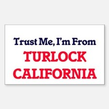 Trust Me, I'm from Turlock California Decal