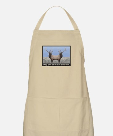 One Of Us  BBQ Apron