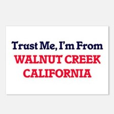 Trust Me, I'm from Walnut Postcards (Package of 8)