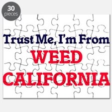 Trust Me, I'm from Weed California Puzzle