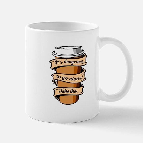 Take Coffee Mug