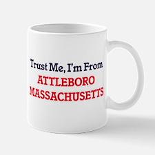 Trust Me, I'm from Attleboro Massachusetts Mugs
