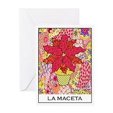 La Maceta Greeting Card