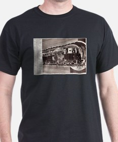 Cool British rail T-Shirt