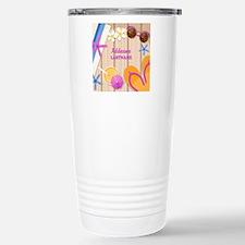 Personalized Summer Gir Travel Mug