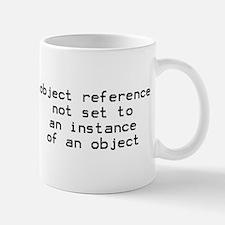 Object Reference Mugs