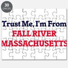 Trust Me, I'm from Fall River Massachusetts Puzzle