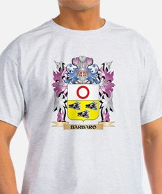 Barbaro Coat of Arms (Family Crest) T-Shirt