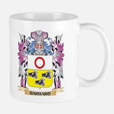 Barbaro Coat of Arms (Family Crest) Mugs