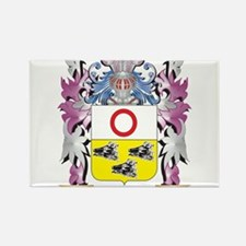 Barbaro Coat of Arms (Family Crest) Magnets