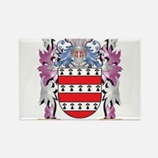 Barbarou Coat of Arms (Family Crest) Magnets