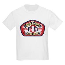 Oakland Fire Dept T-Shirt