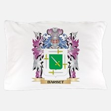 Barbet Coat of Arms (Family Crest) Pillow Case