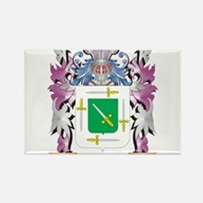 Barbet Coat of Arms (Family Crest) Magnets