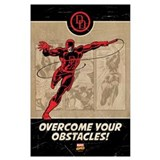 Classroom marvel Wrapped Canvas Art