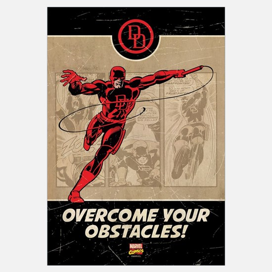 Daredevil Obstacles Wall Art