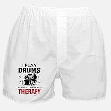 Cute Girl drum Boxer Shorts