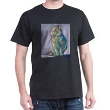 Nigel - Red Exotic Shorthair T-Shirt