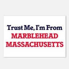 Trust Me, I'm from Marble Postcards (Package of 8)